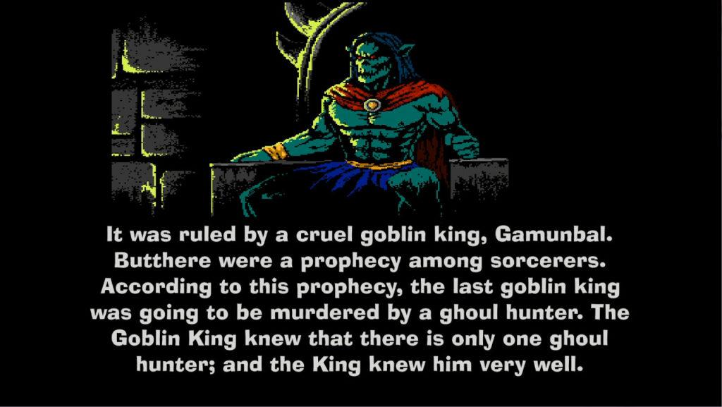 ghoulboy オープニング2