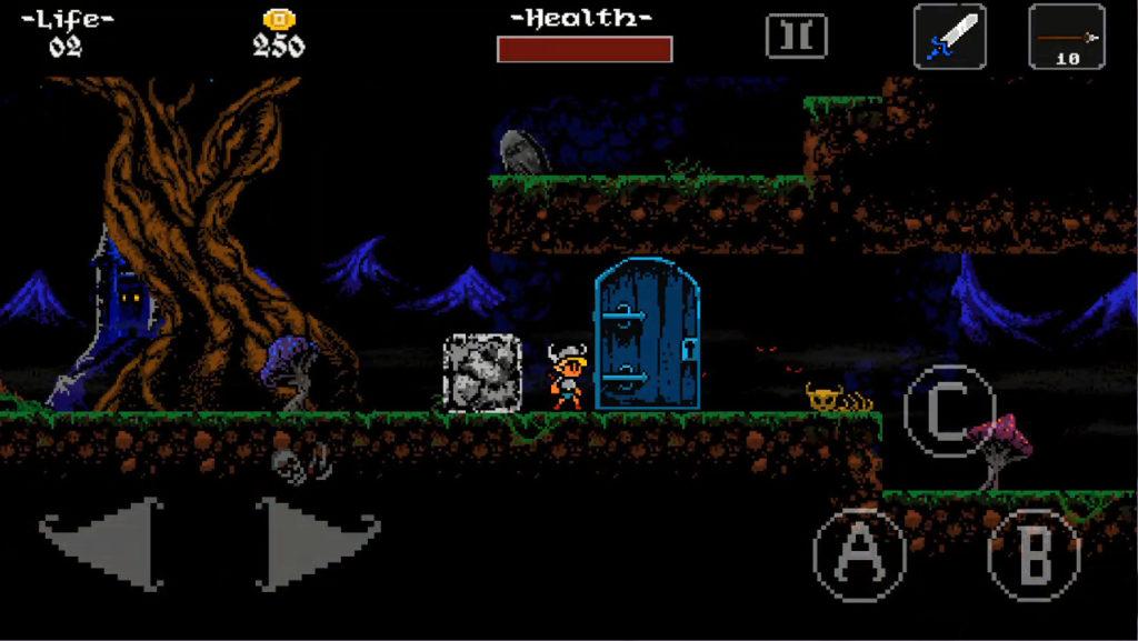 ghoulboy ゲーム画面4