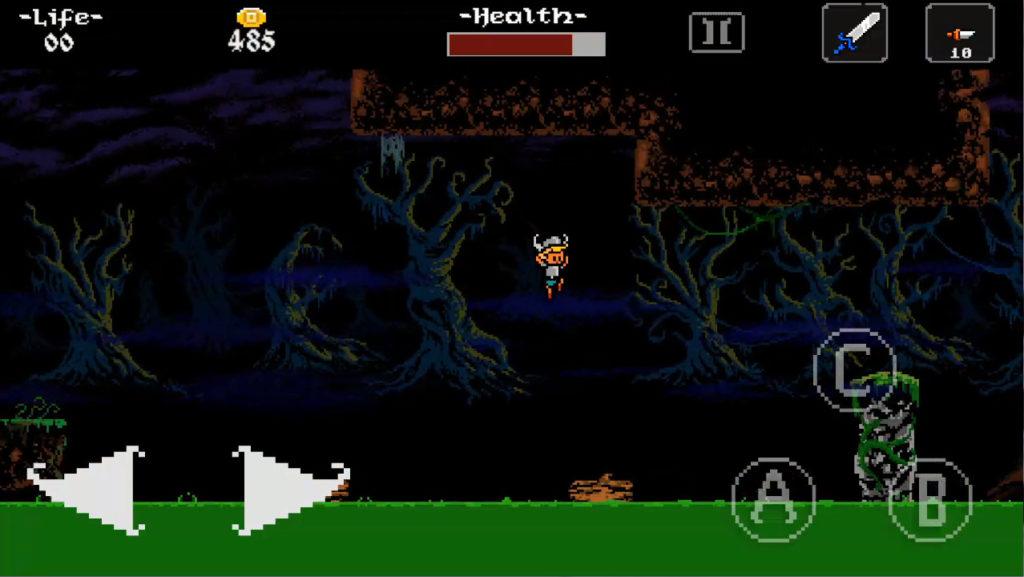 ghoulboy ゲーム画面5