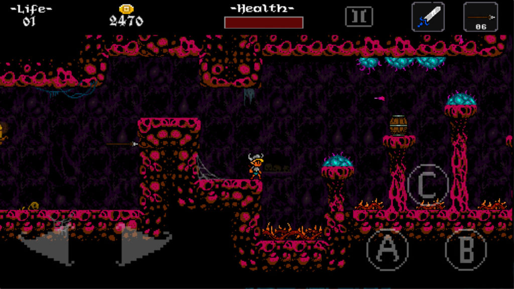 ghoulboy ゲーム画面6