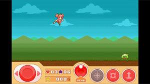 魔法少女クリティカル ジャンプ力は高い