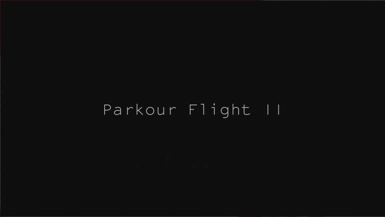 Parkour Flight 2 タイトル画面