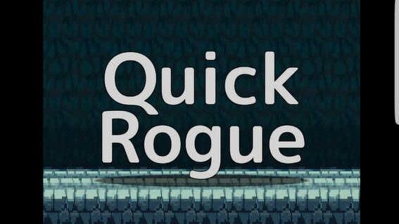 QuickRogue タイトル画面