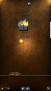 Ancient Bricks ゲーム画面
