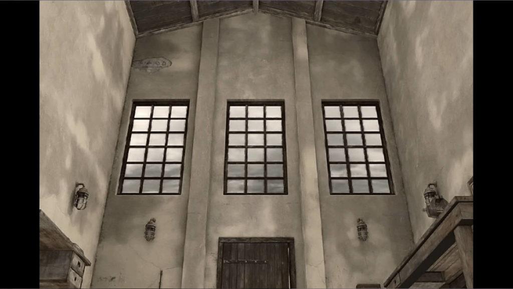 脱出ゲーム「Rime」 オープニング画面