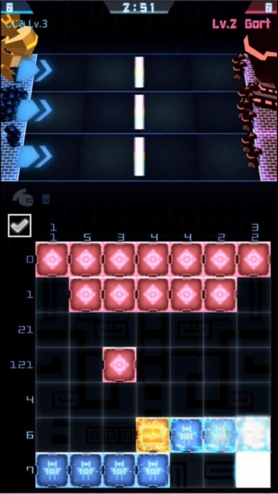 クリスタル・クラッシュ クイックマッチ戦