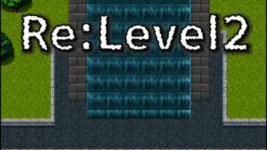 Re:Level2 タイトル画面