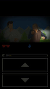 カウンター・オブ・デス ゲーム画面