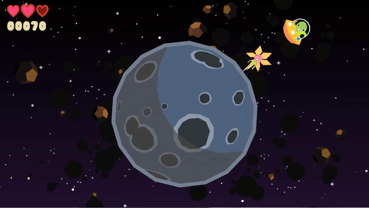 PlanetQuest 演出次第で遠くなります