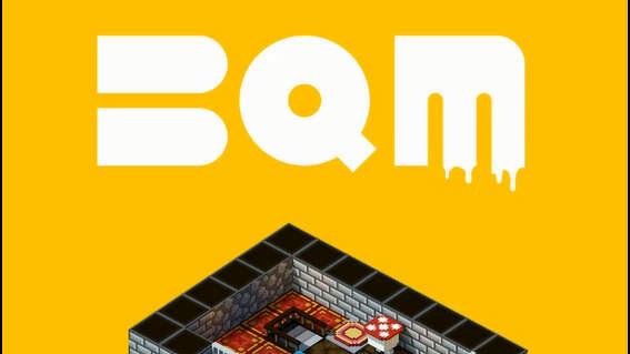BQM タイトル画面