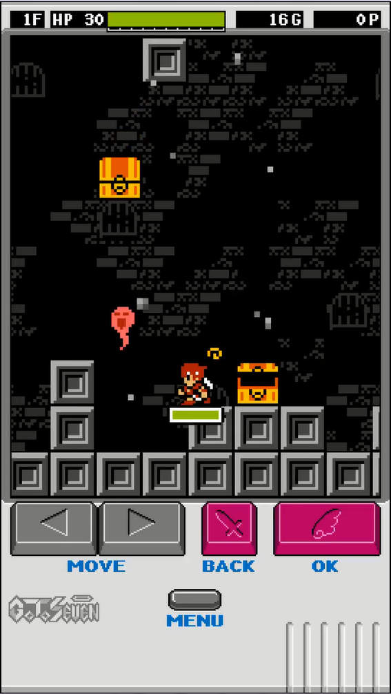 Pandoraid ゲーム画面