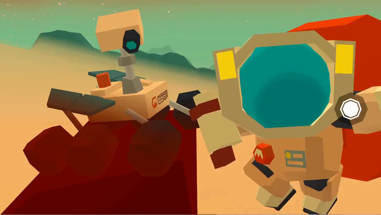 Mars:Mars 写真撮影!