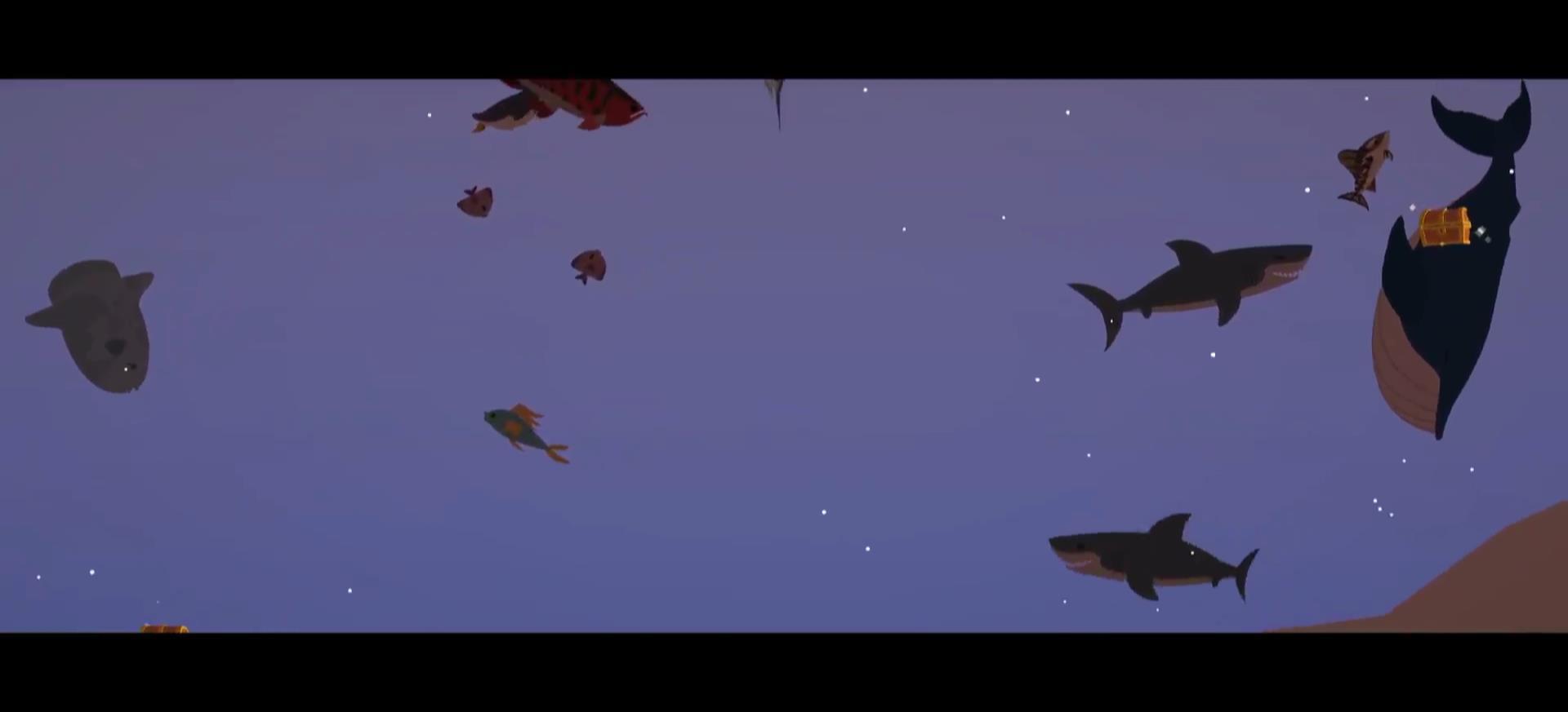 Fishing & Life プレイイメージ