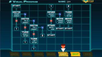 ロボットプログラミング「ロボット コンストラクション R」