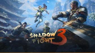 Shadow Fight 3 タイトル画面
