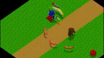 サクサク遊べる斜めスクロールアクションRPG「デーモン クエスト」